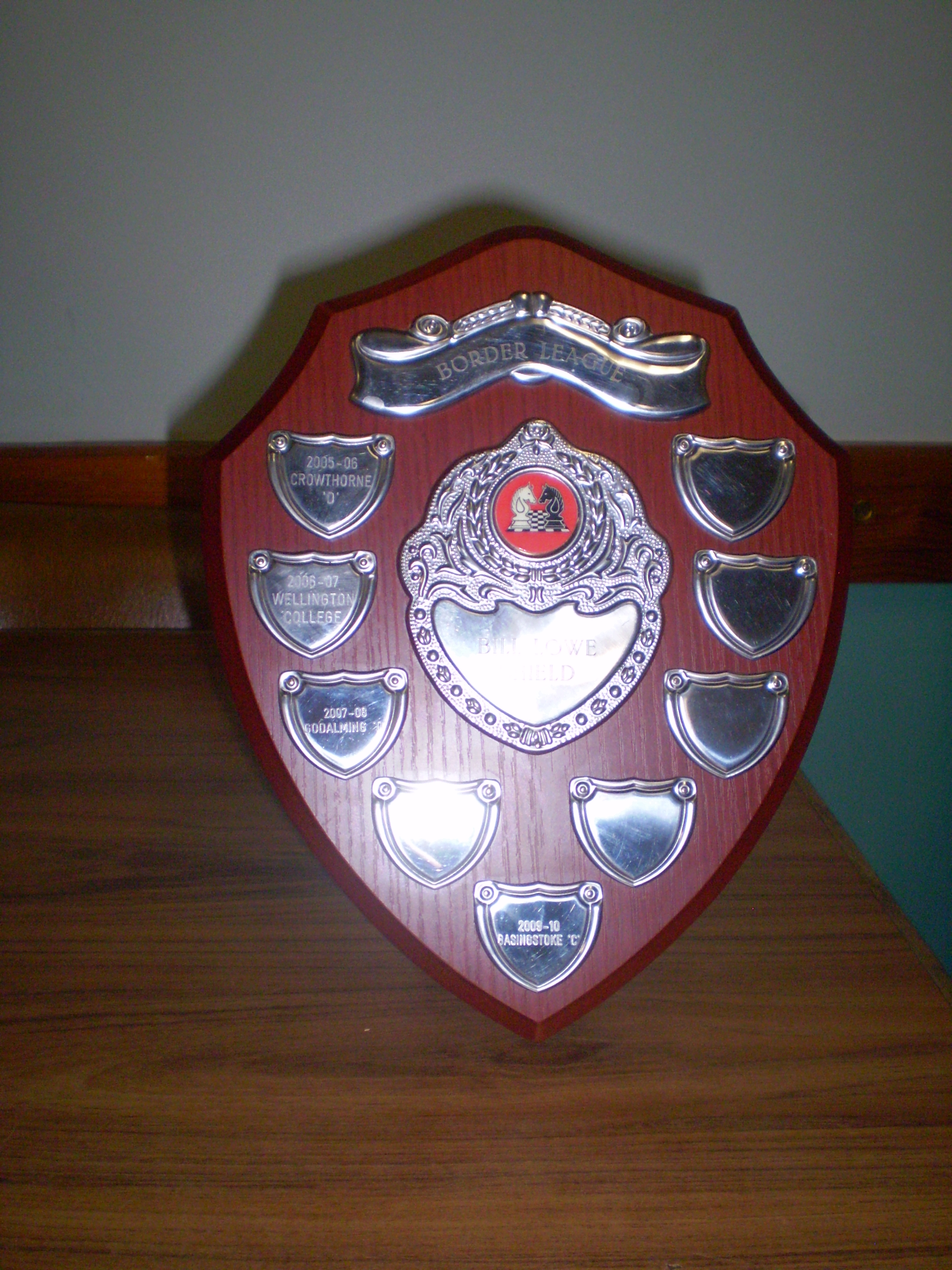 Bill Lowe Shield