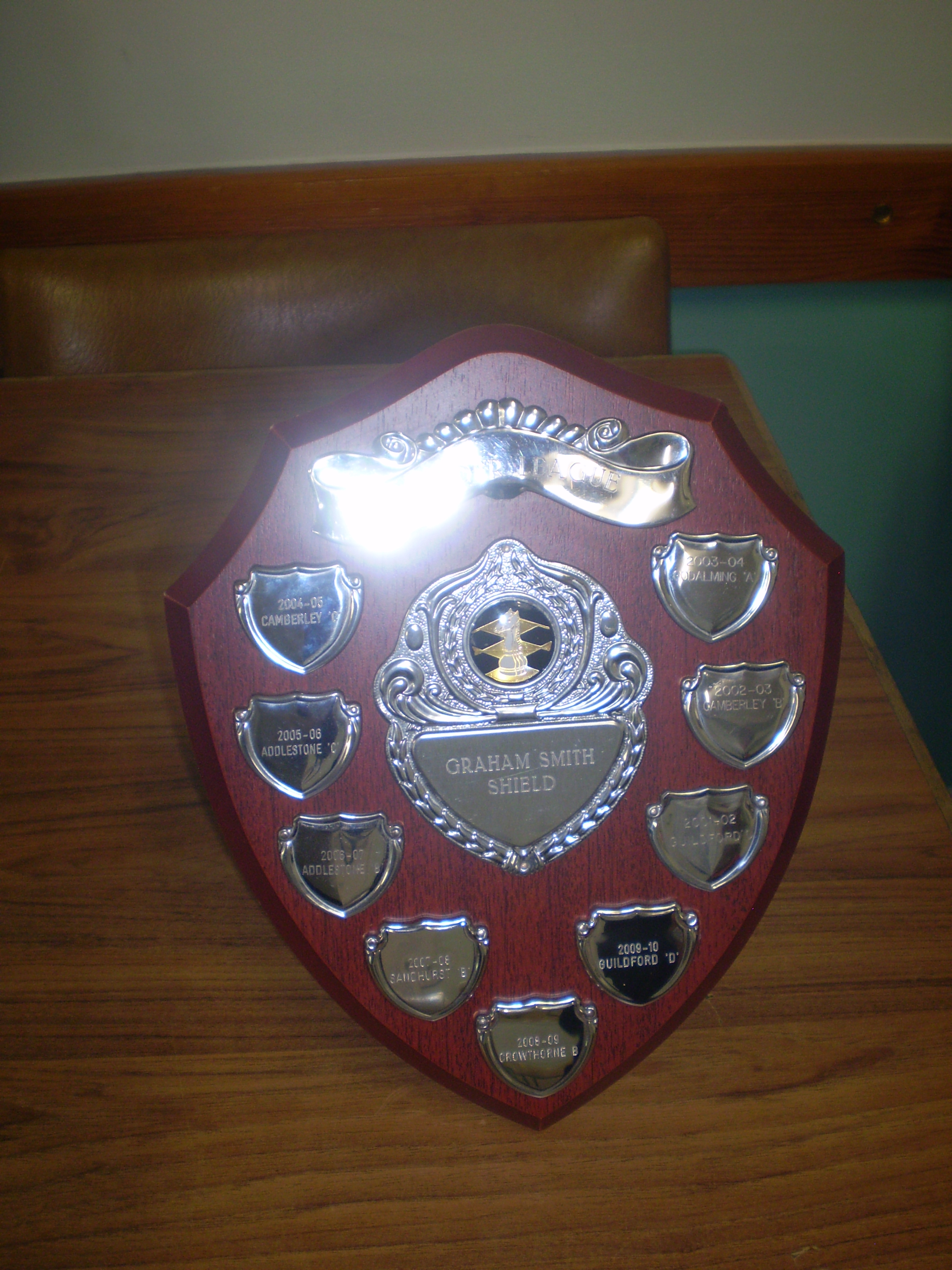 Graham Smith Shield