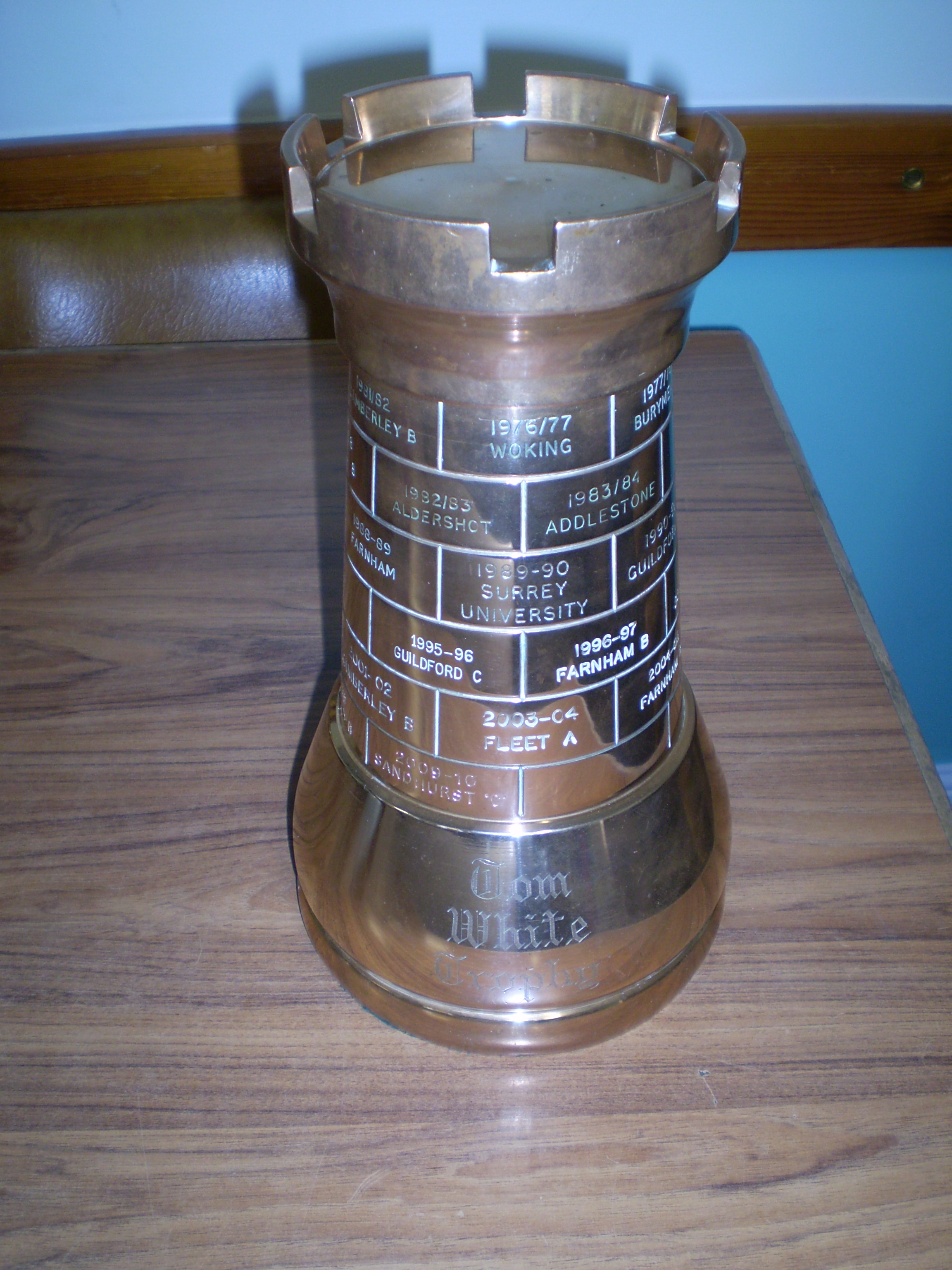 Tom White Trophy